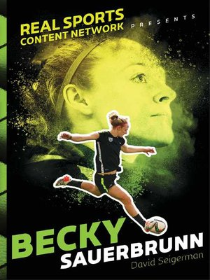 cover image of Becky Sauerbrunn