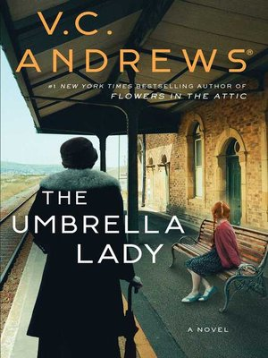 cover image of The Umbrella Lady