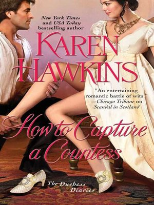cover image of How to Capture a Countess