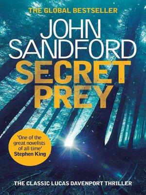 cover image of Secret Prey