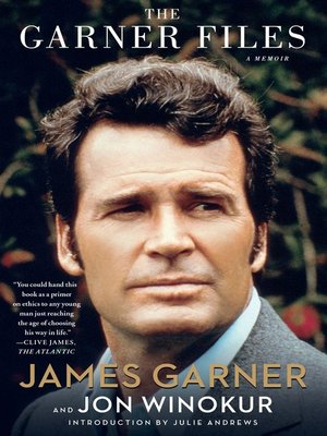 cover image of The Garner Files