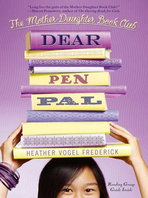 cover image of Dear Pen Pal
