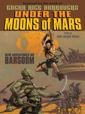 cover image of Under the Moons of Mars