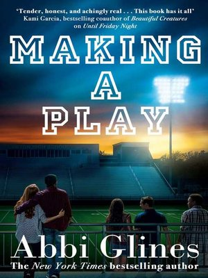 cover image of Making a Play