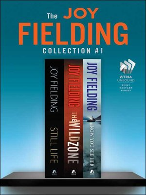 cover image of The Joy Fielding Collection #1