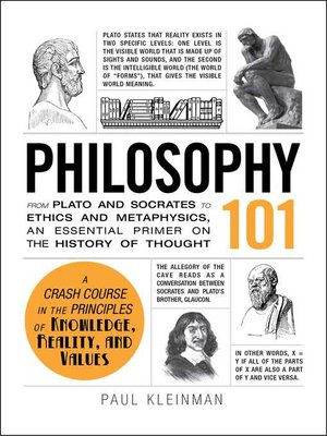 cover image of Philosophy 101