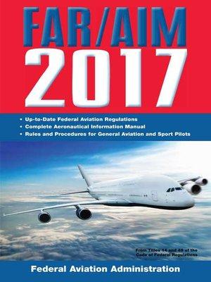 cover image of FAR/AIM 2017