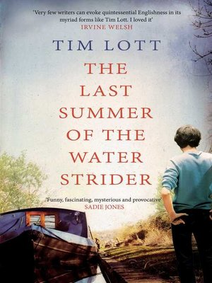 cover image of The Last Summer of the Water Strider