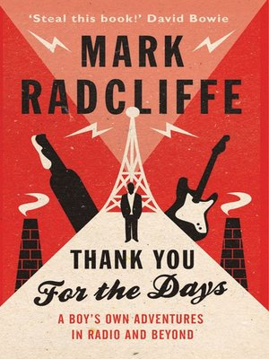 cover image of Thank You for the Days