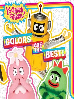 cover image of Colors Are the Best!
