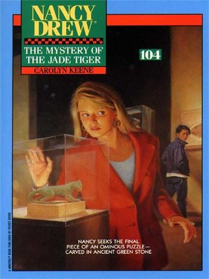 cover image of The Mystery of the Jade Tiger
