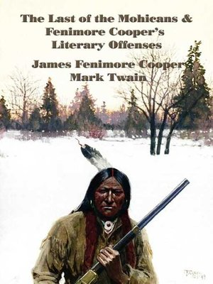 cover image of The Last of the Mohicans and Fenimore Cooper's Literary Offenses