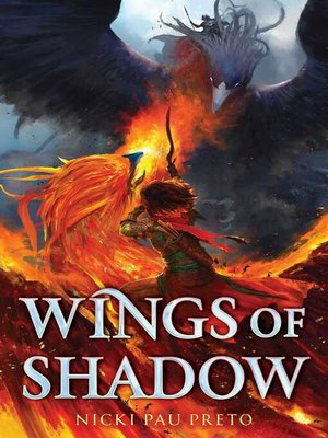 cover image of Wings of Shadow