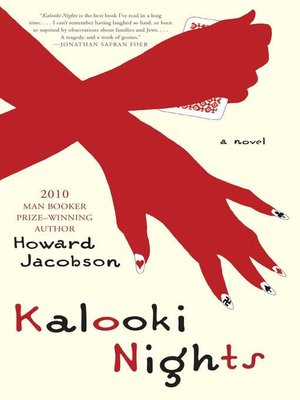 cover image of Kalooki Nights