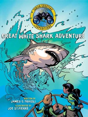cover image of Great White Shark Adventure