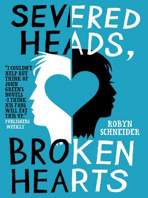 cover image of Severed Heads, Broken Hearts