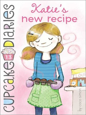 cover image of Katie's New Recipe