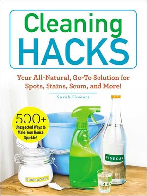 cover image of Cleaning Hacks