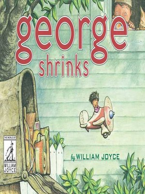 cover image of George Shrinks