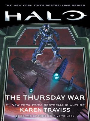 cover image of The Thursday War: Book Two of the Kilo-Five Trilogy