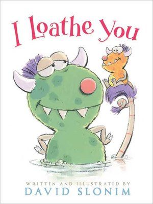 cover image of I Loathe You
