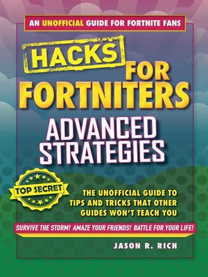 cover image of Advanced Strategies: An Unoffical Guide to Tips and Tricks That Other Guides Won't Teach You