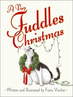 cover image of A Very Fuddles Christmas