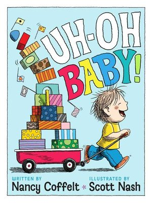 cover image of Uh-oh, Baby!