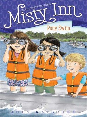cover image of Pony Swim