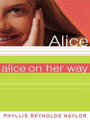 cover image of Alice on Her Way
