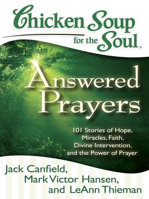 cover image of Answered Prayers