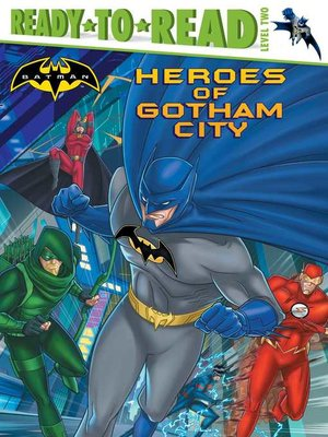cover image of Heroes of Gotham City