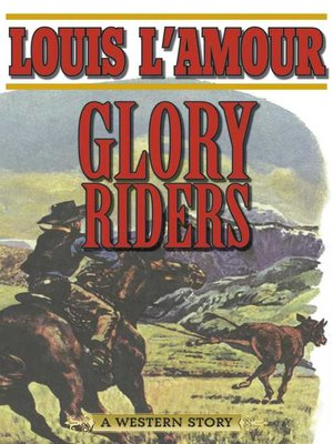 cover image of Glory Riders