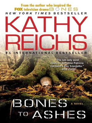 cover image of Bones to Ashes