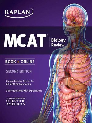 cover image of Kaplan MCAT Biology Review