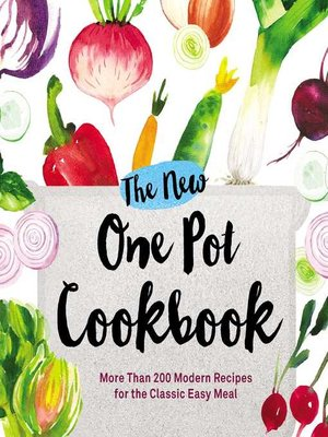 cover image of The New One Pot Cookbook