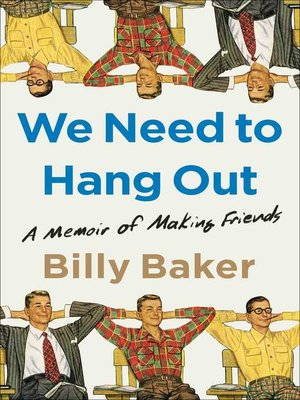 cover image of We Need to Hang Out