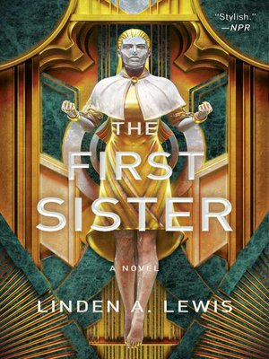 cover image of The First Sister