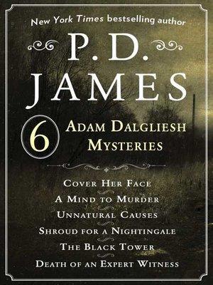 cover image of P. D. James's Adam Dalgliesh Mysteries