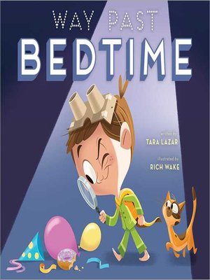 cover image of Way Past Bedtime