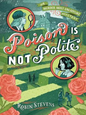 cover image of Poison Is Not Polite