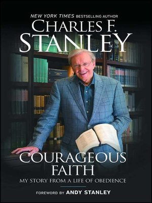 cover image of Courageous Faith