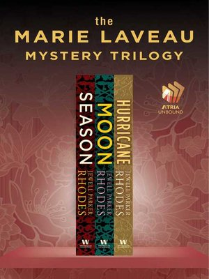 cover image of The Marie Laveau Mystery Trilogy