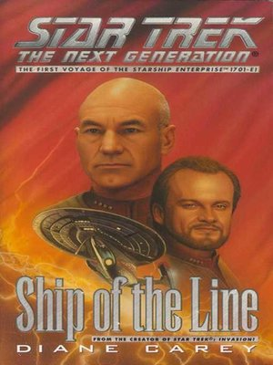 cover image of Ship of the Line