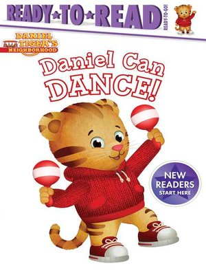 cover image of Daniel Can Dance