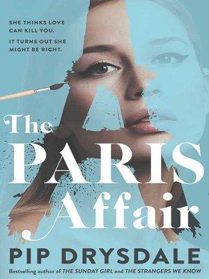 cover image of The Paris Affair