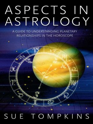 cover image of Aspects in Astrology