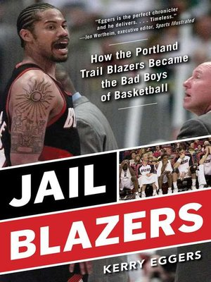 cover image of Jail Blazers