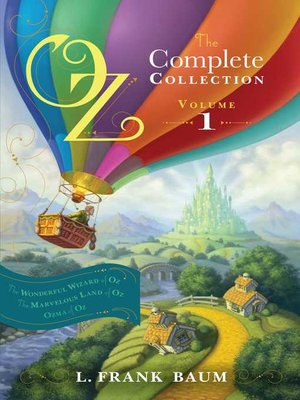 cover image of Oz, the Complete Collection, Volume 1