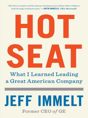 cover image of Hot Seat